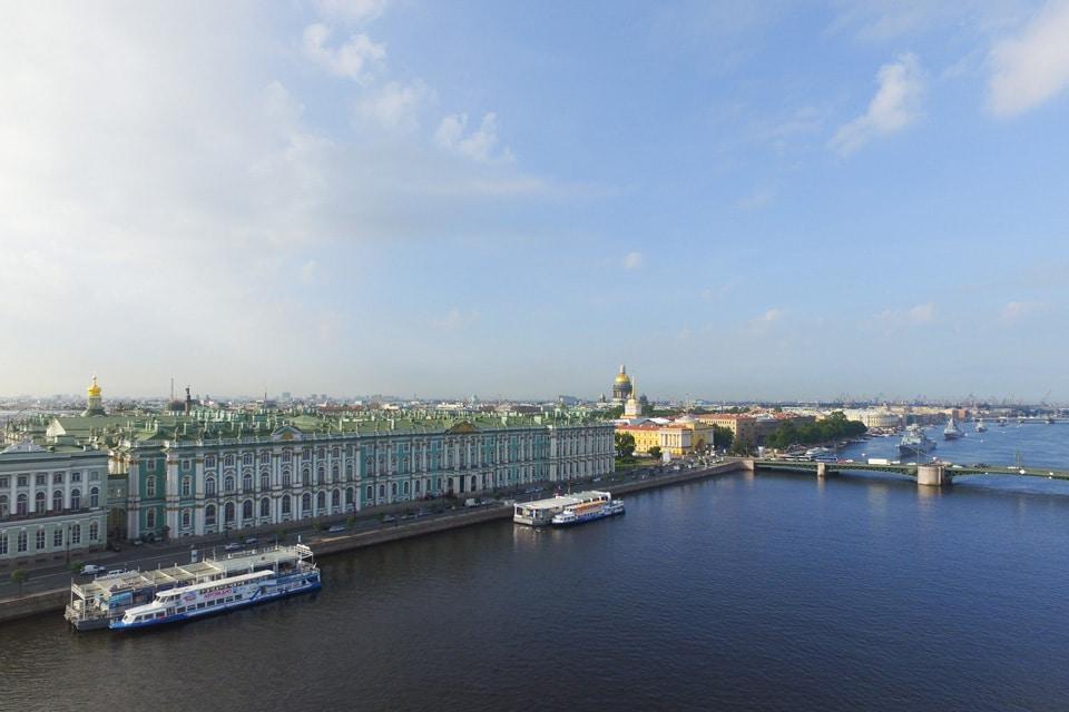 Neva River, Saint Petersburg