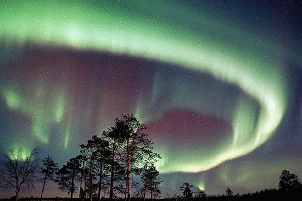 Aurora Borealis' Glory, Lapland