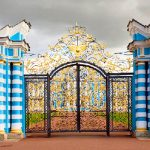 The Catherine Palace, St. Petersburg