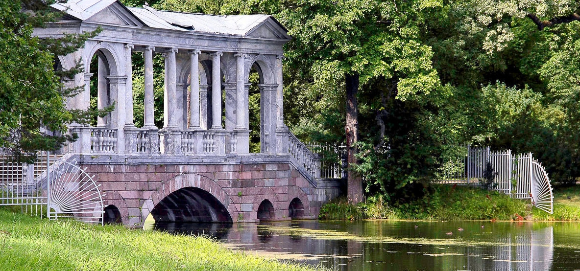 Catherine Palace, Park