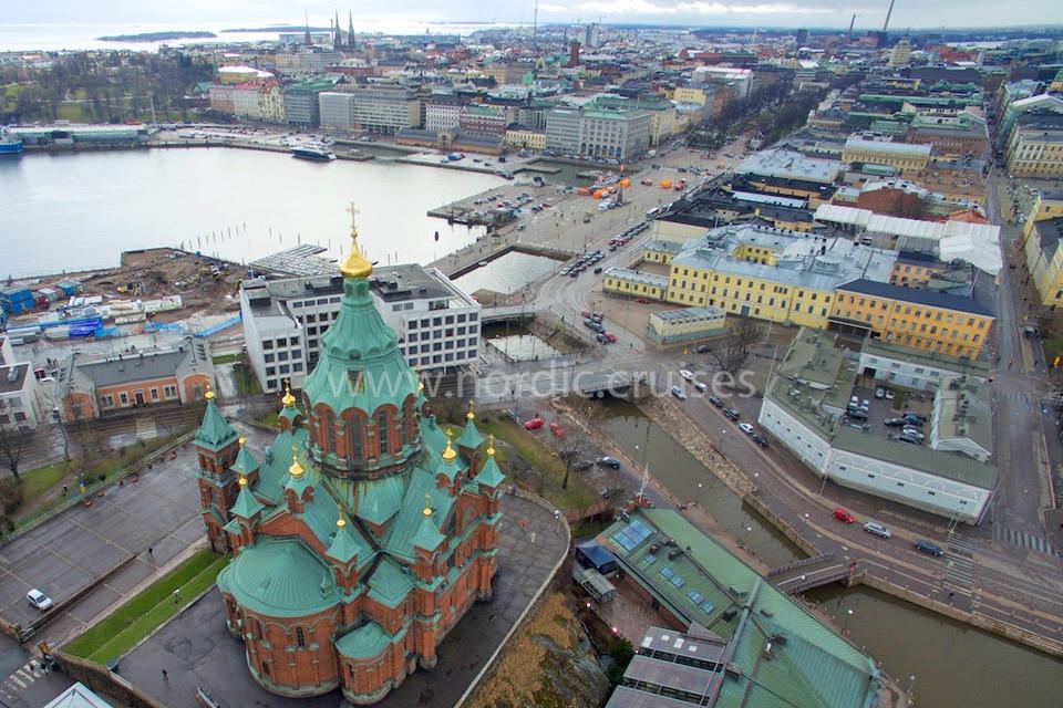 Port of Helsinki, Finland