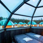 The Arctic SnowHotel & Glass Igloos
