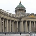 The Kazan Cathedral, St. Petersburg