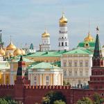 Moscow, the Kremlin