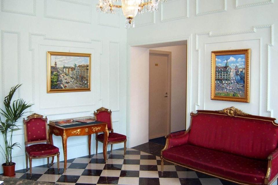 Nevsky Grand Hotel 3*, St. Petersburg