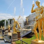 The Grand Cascade, Peterhof