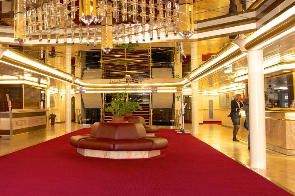Baltic Sea Cruise On Ms Princess Anastasia Nordic Cruises