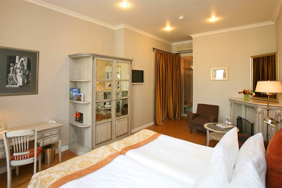 Pushka Inn, Standard Room