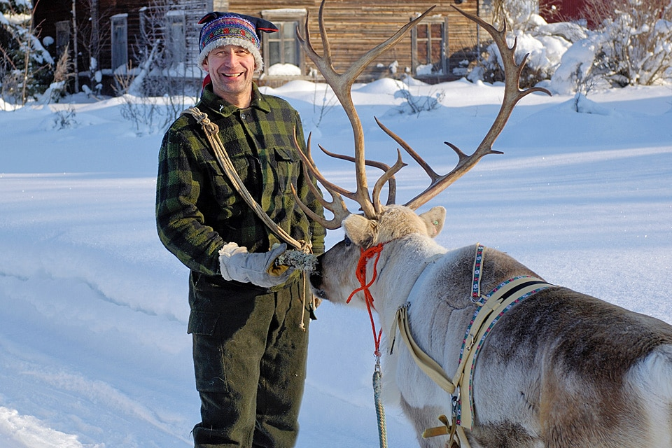 Lapland Tours from Helsinki