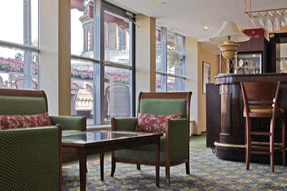 Renaissance St. Petersburg Baltic 5* Hotel