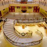 Renaissance St. Petersburg Baltic Hotel, Hall
