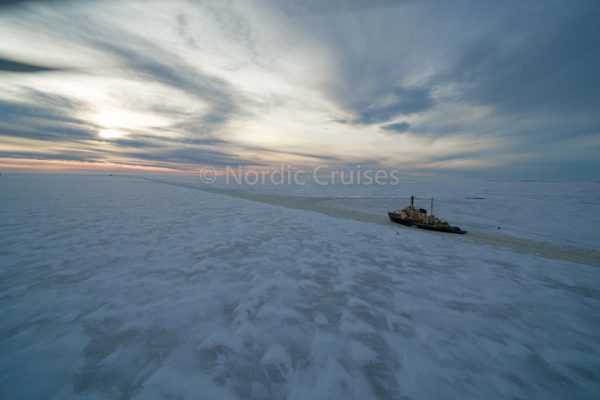 Icebreaker Sampo by Nordic Cruises