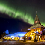 Santa Claus Village in Finnish Lapland