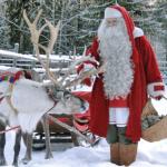 Visit Santa Claus in Rovaniemi, Finnish Lapland