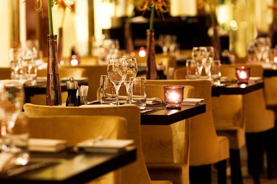 Scandic Sergel Plaza Hotel, Restaurant