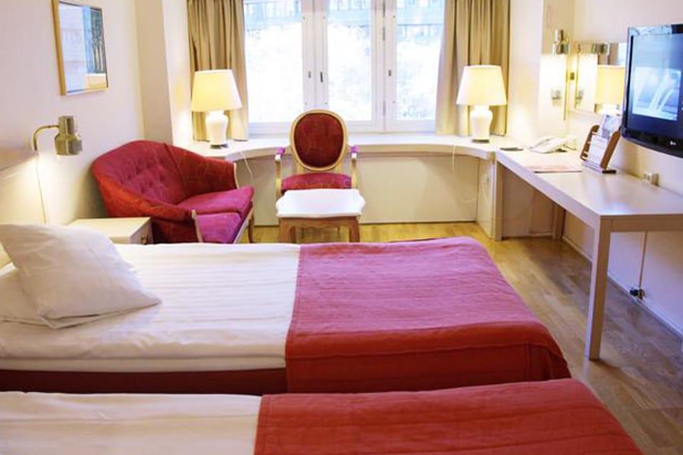 Scandic Sergel Plaza Hotel, Family Standard Room