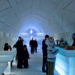 Restaurant in Snow Castle, Kemi