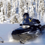 Snowmobiling, Trips to Lapland
