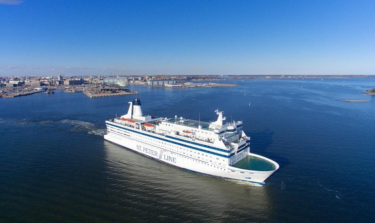 Baltic Sea Cruise on MS Princess Anastasia - Nordic Cruises  Baltic Region Cruise