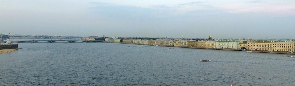 St. Petersburg, No Visa Required