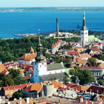 Baltic Sea and Tallinn