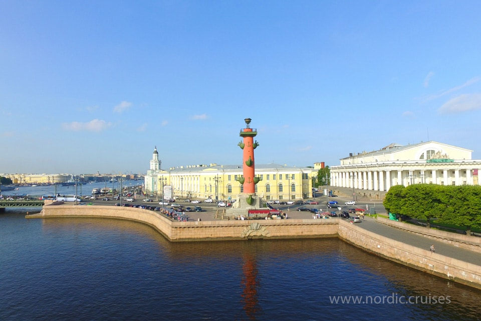 Visa Free St Petersburg Cruise