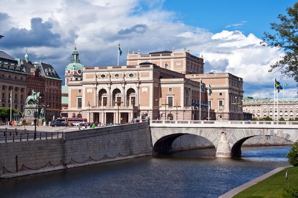 Stockholm cruise