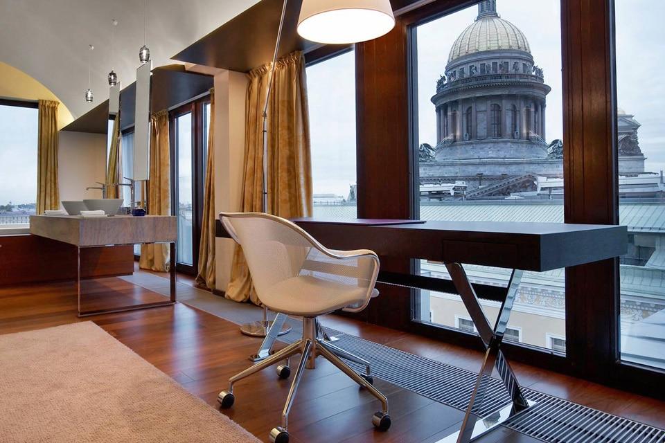 W Hotel Sant Petersburg, Russia