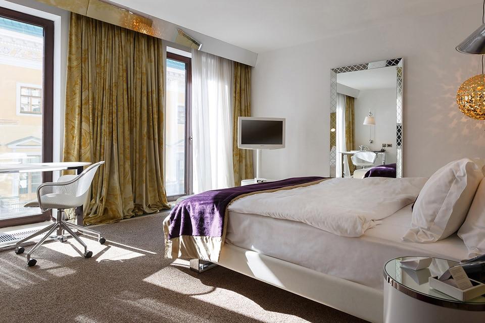 W Hotel St. Petersburg, Room