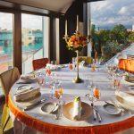 W Hotel St. Petersburg, Restaurant