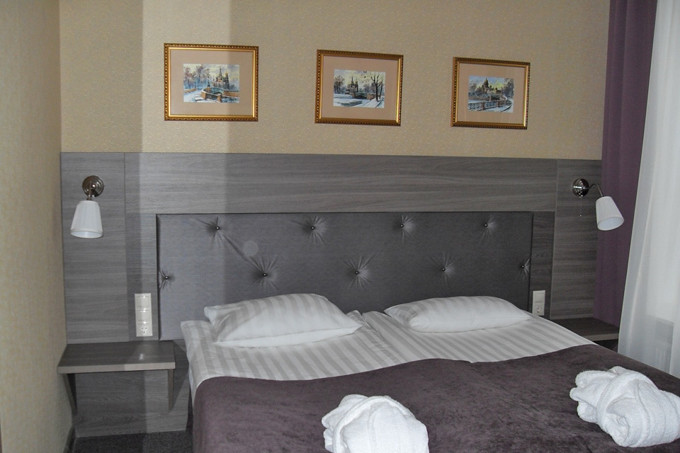 Nevsky Grand Hotel, Double Room