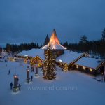 Santa Claus Village during Christmas Holidays