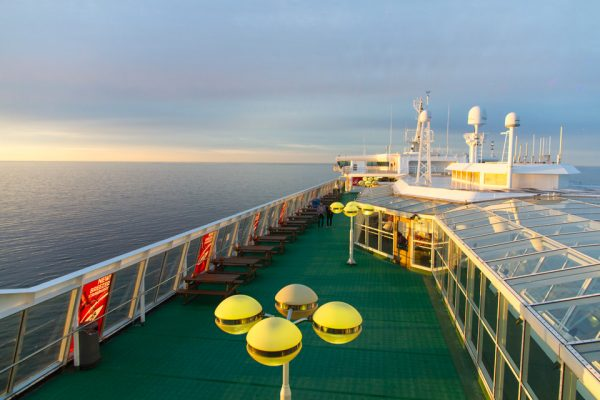 MS Serenade with Baltic-Cruise
