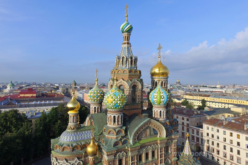 Church of Savior on Blood, St. Petersburg