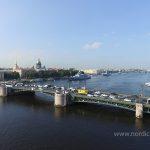 The Palace Bridge, St. Petersburg