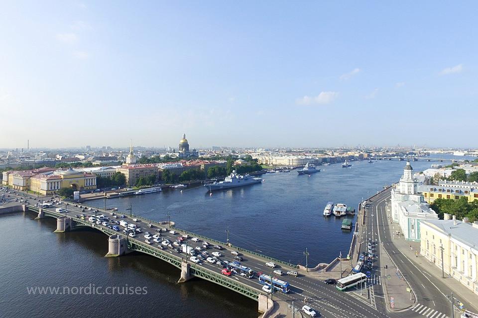 visa-free St. Petersburg