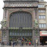 Eliseyev Emporium on Nevsky Prospect, St. Petersburg
