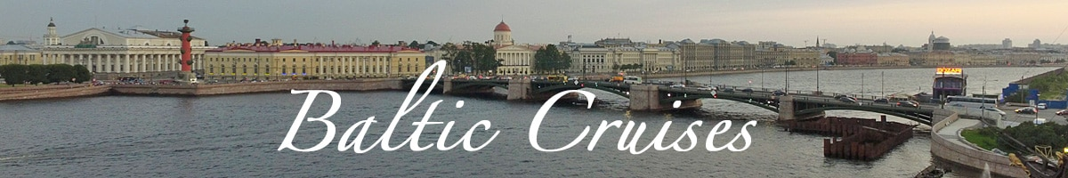 Baltic Cruises with Nordic Cruises