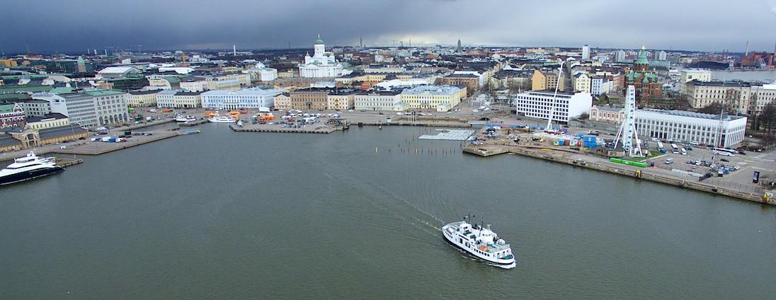 Baltic Cruise, Visit Helsinki
