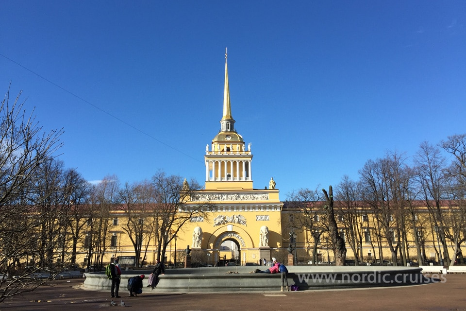 The Saints Peter and Paul Cathedral, St. Petersburg
