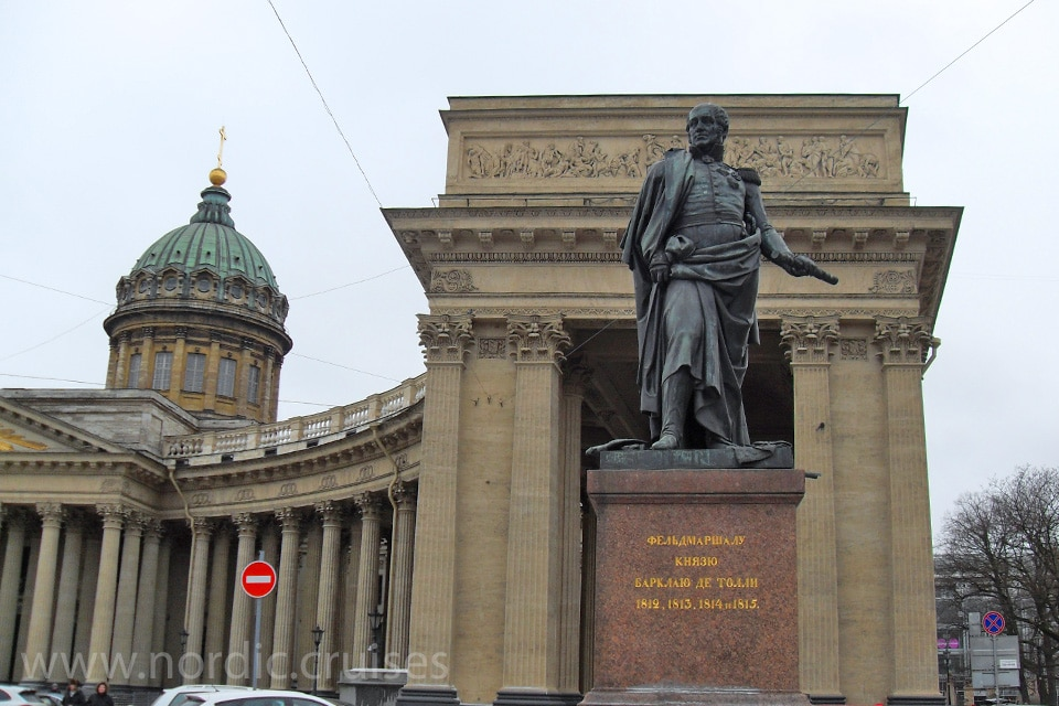 The Kazan Cathedral, St. Petersburg-cathedral-cazan