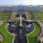 Peterhof Palace, St. Petersburg visa free