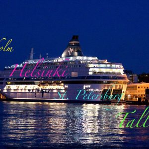 8 Days Baltic Cruise with Nordic Cruises