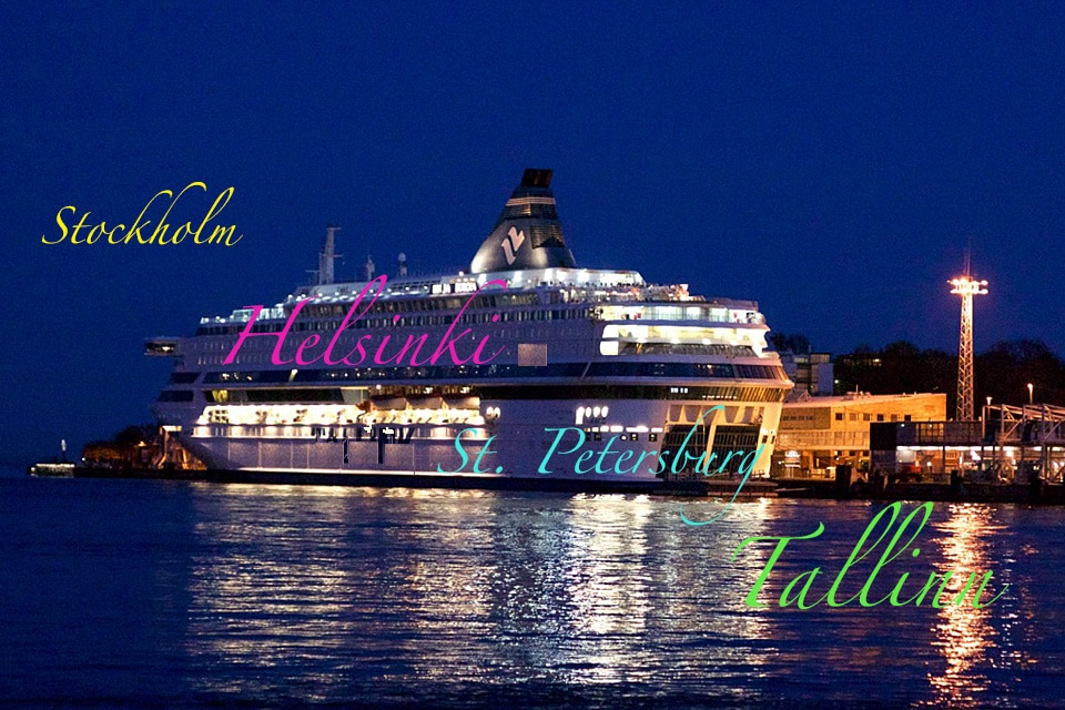 cruises from stockholm to finland