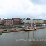 Baltic Cruise from Stockholm. Visit Helsinki