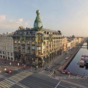 Visa Free St. Petersburg
