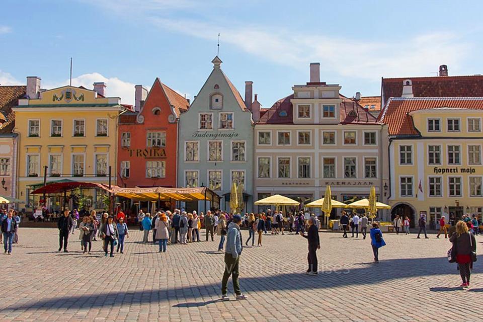 Baltic Cruise to Tallinn