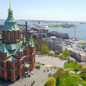 Visit Helsinki with Baltic Cruises