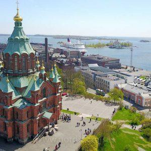 Visit Helsinki with Baltic Cruises