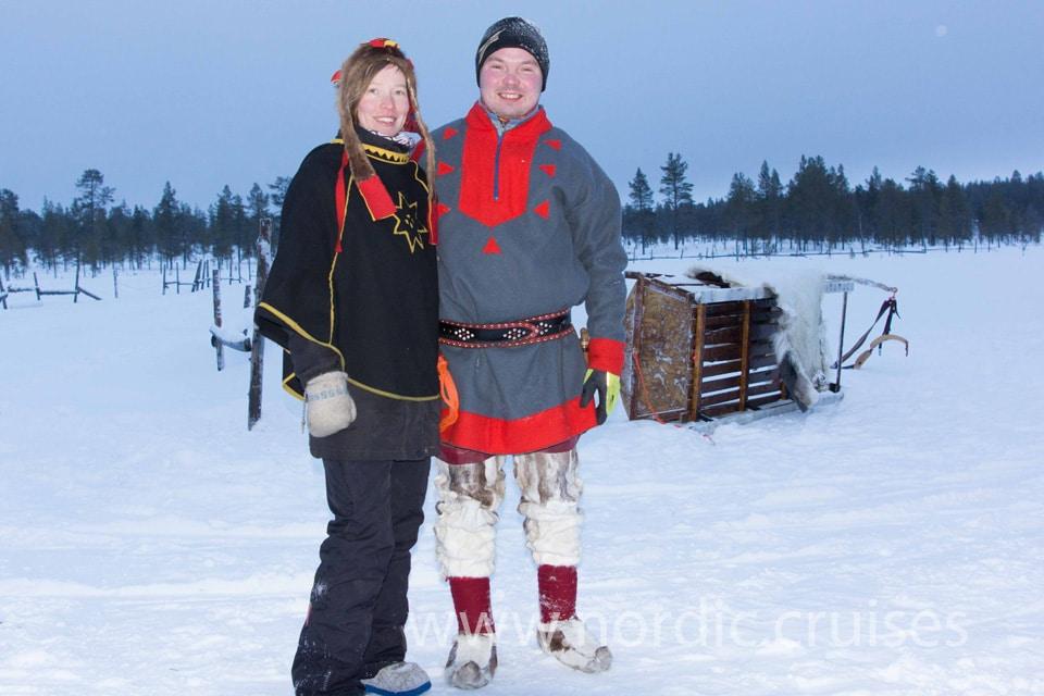 Sami in Finnish Lapland